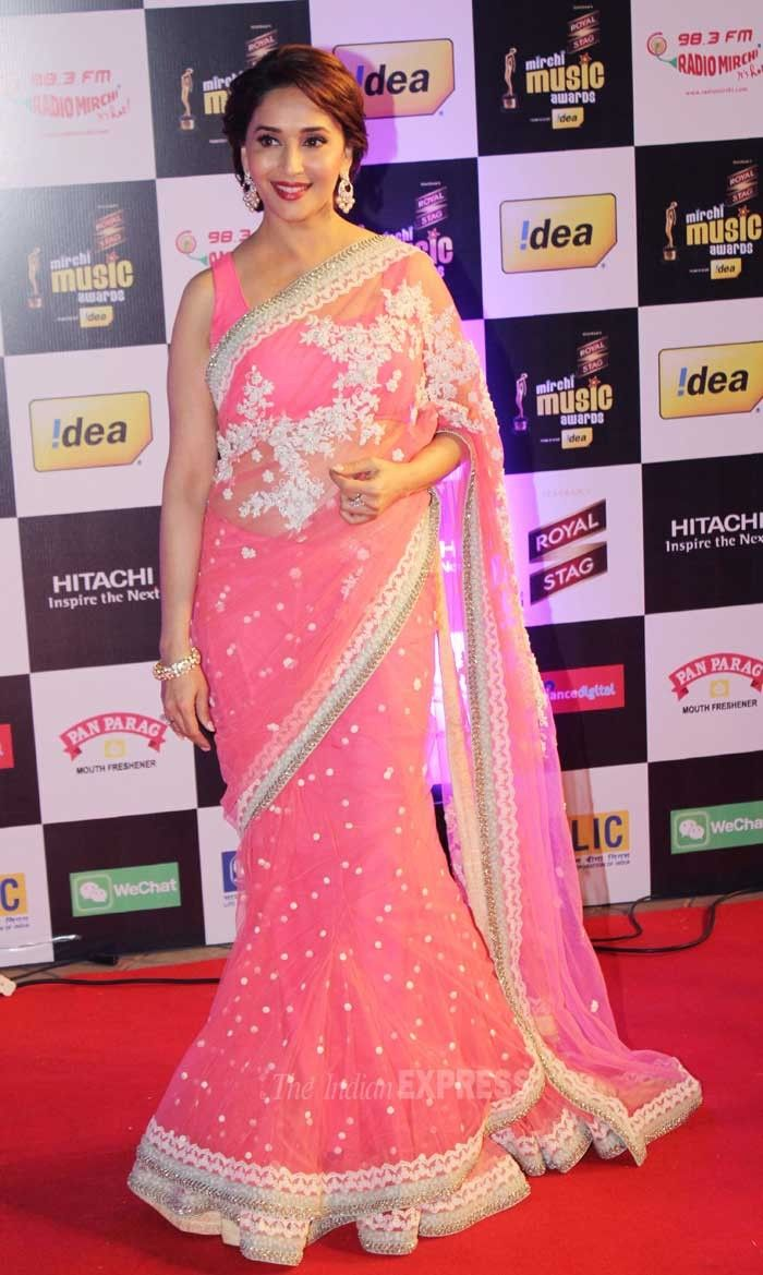 madhuridixit #bollywoodsaree #bollywoodactress #bollywood ...