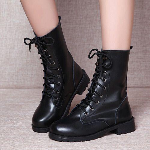 combat boots  $5.67 pastel goth nu goth punk goth gothgoth fachin ...