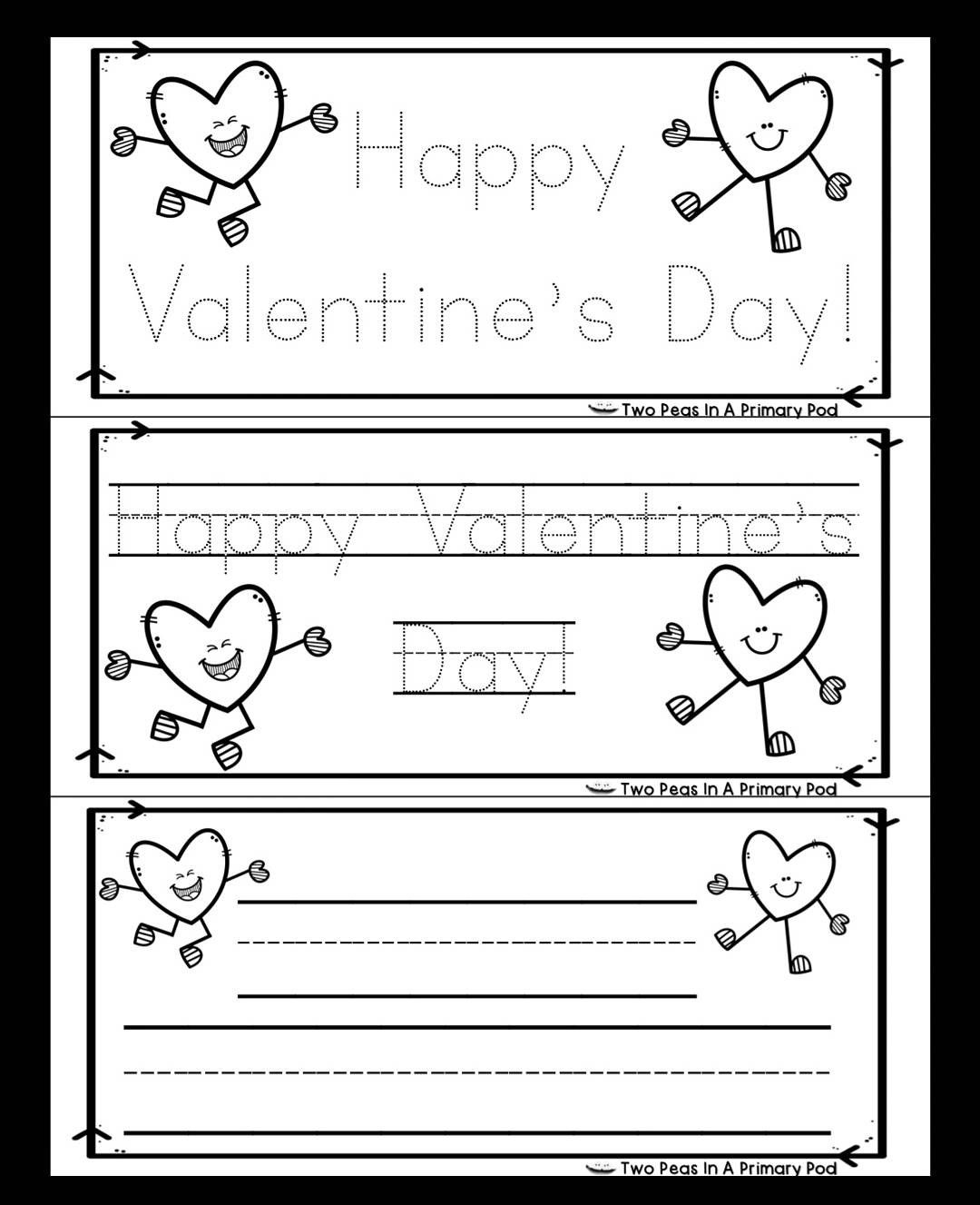 Valentine S Day Letters