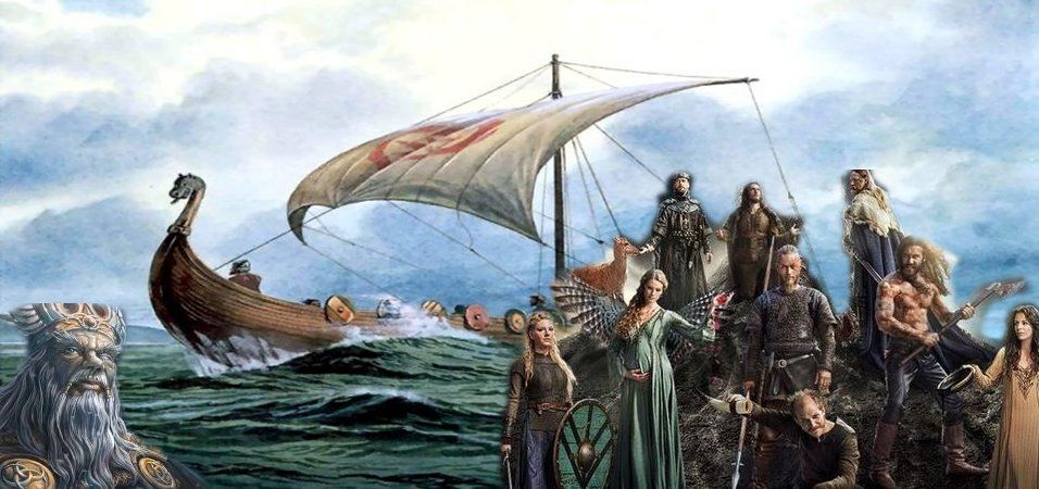 Vikings Facts And History About The Tough Norse Seafaring People Messagetoeagle Com Vikings Viking History History