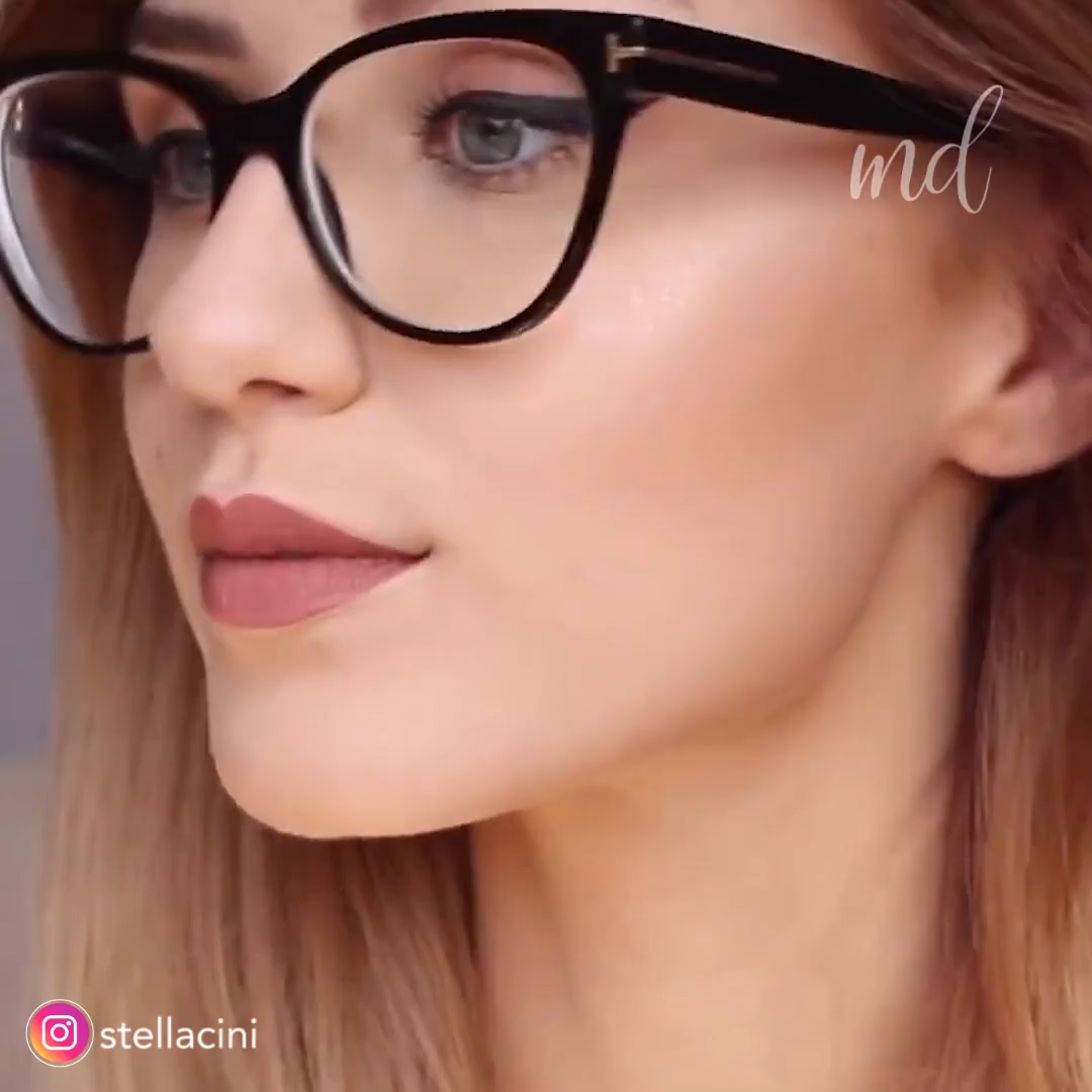 Photo of SIMPLE MAKEUP FOR GLASSES