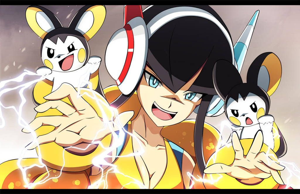 Pokemon UNLIMITED POWER by