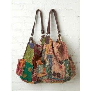 Free People Vintage Kanta Bag