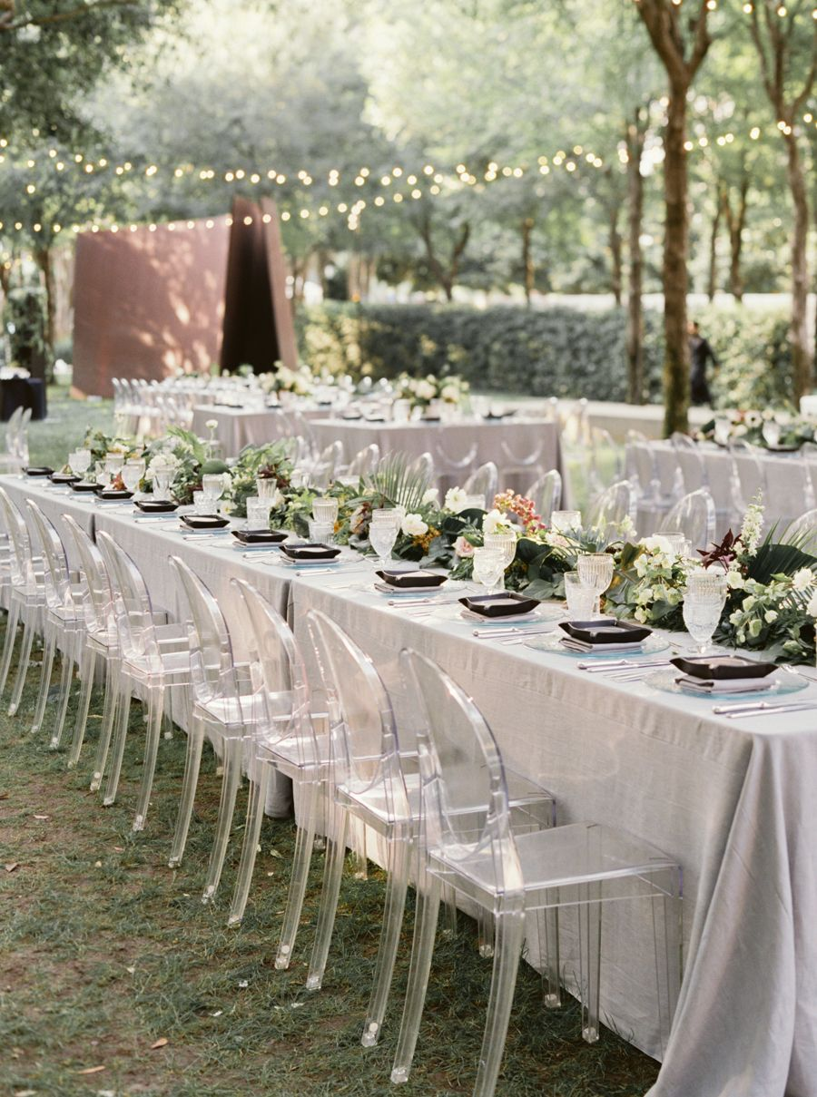 Tropical Floral Inspired Spring Dallas Wedding ...