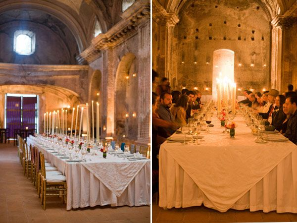 Castle Themed Wedding Ideas