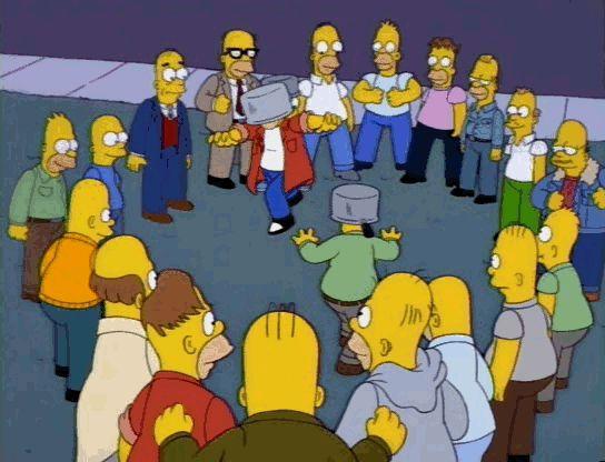Simpson Men The Simpsons Simpson Homer Simpson