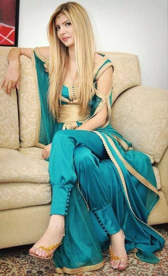 Tunisian Traditional Clothes | She | Pinterest | Traditional clothes ...