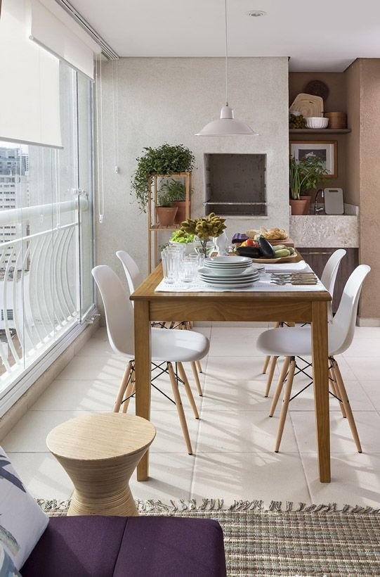 Como decorar varanda gourmet