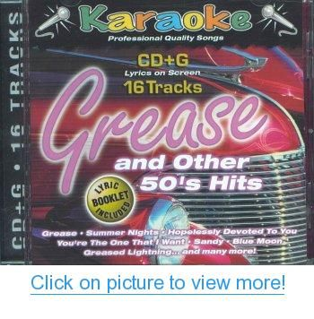 Karaoke Bay: Grease and Other 50's Hits