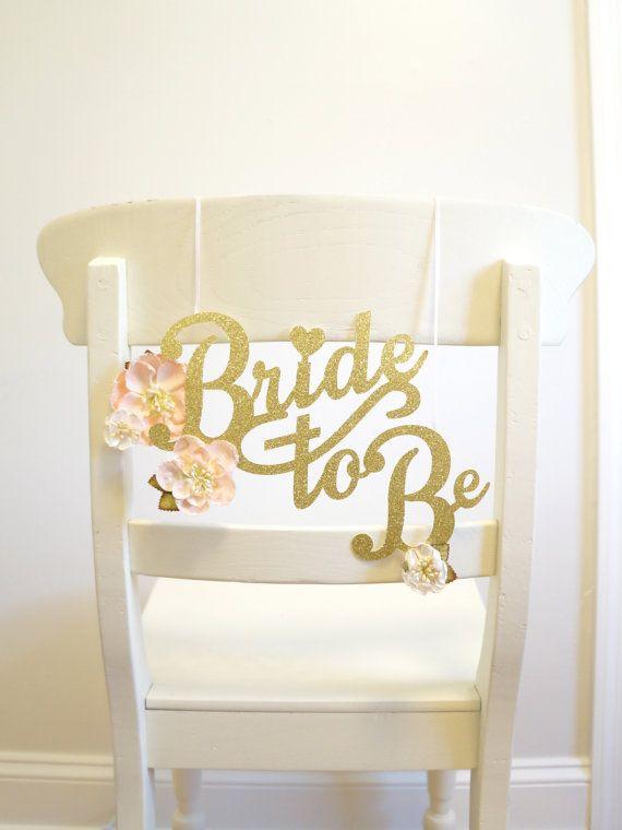 Bridal Shower Chair Decoration Wedding Shower Chair Decoration Bride To Be Chair Si Bridal Shower Bride Chair Bridal Shower Chair Bridal Shower Decorations