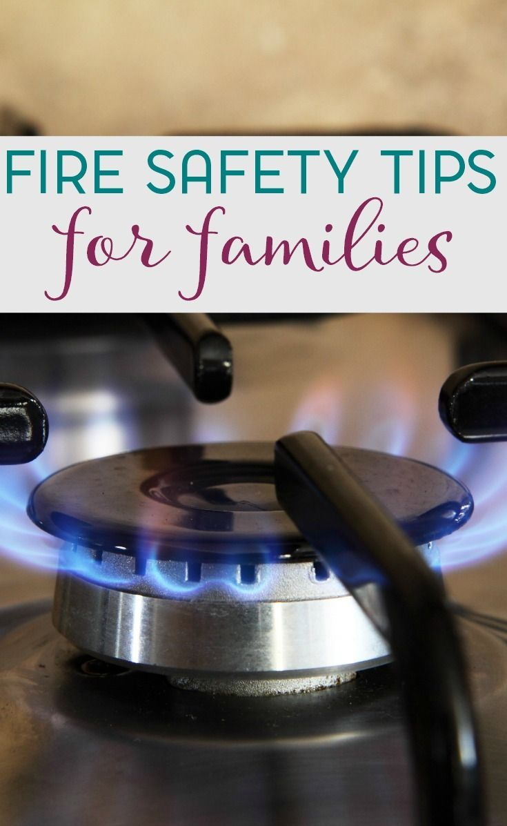 Fire safety begins at home. Here are a few ways that you can start teaching your kids fire safety. #MakeSafeHappen #IC #ad