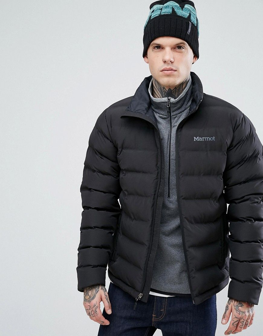Marmot Alassian Featherless Parka Men black