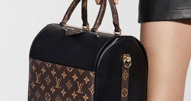 6c405d3c254 Louis Vuitton Pre-Fall 2018 Bag Collection featuring Speedy Doctor   Spotted  Fashion