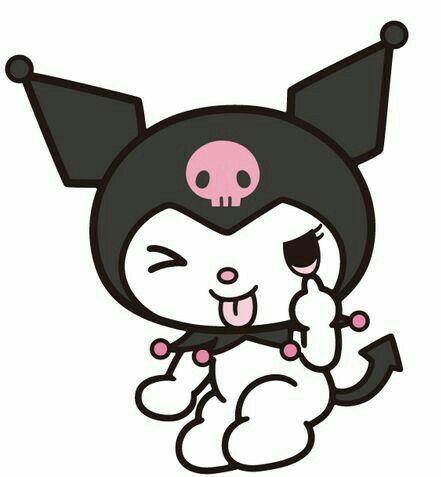 Kuromi | Hello kitty rooms, Melody hello kitty, Hello kitty