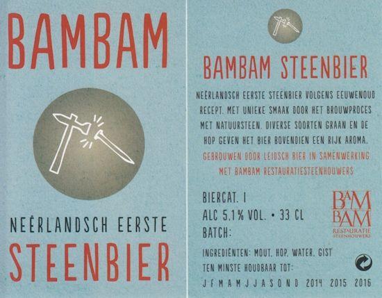 BamBam Steenbier