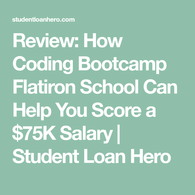 Review: How Coding Bootcamp Flatiron School Can Help You