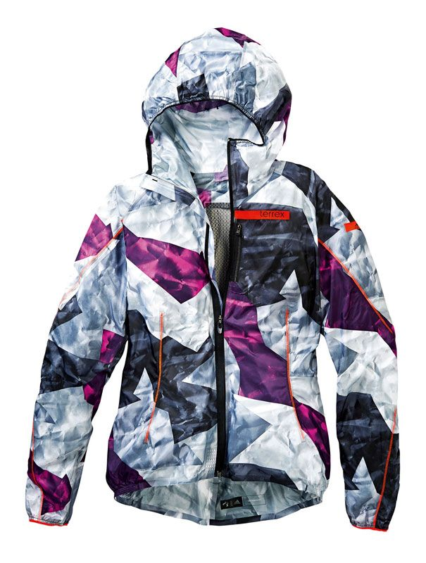 W terrex Agravic Wind Jacket