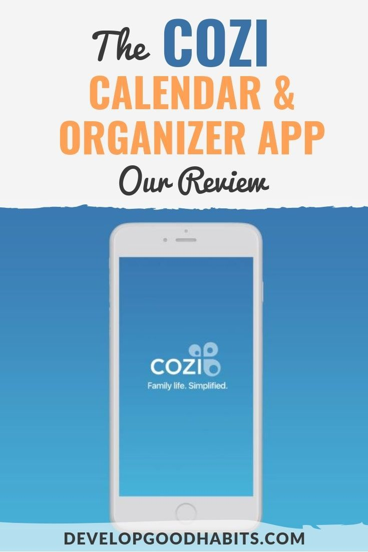 Cozi Family Calendar App Review for 2020 Is It Worth It