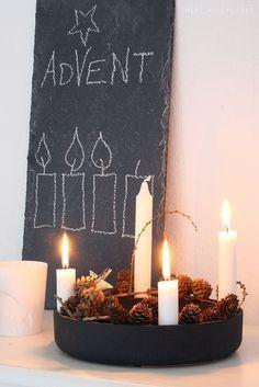Dritter Advent by herz-allerliebst #gemütlicheweihnachten