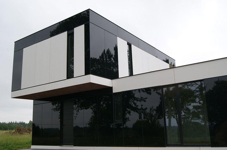 casas modulares de dos plantas TECCMO Casas y Decoración - casas modulares