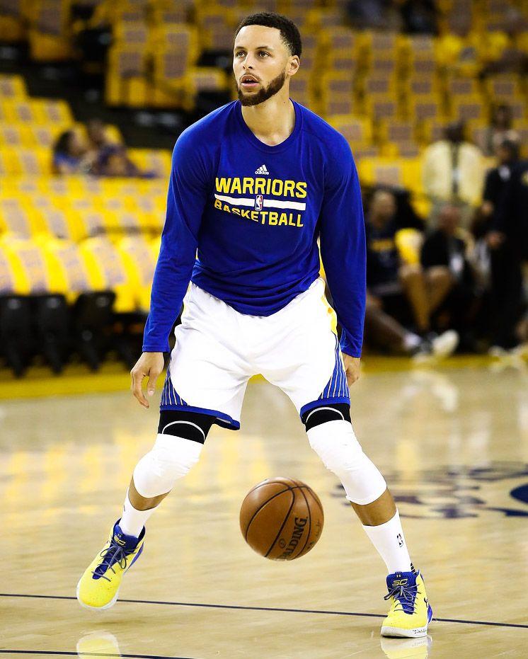 Stephen Curry Basketball: Golden State Warriors