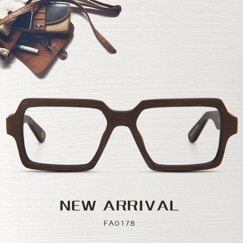 392938617f Arthur Geometric Glasses FA0178-02