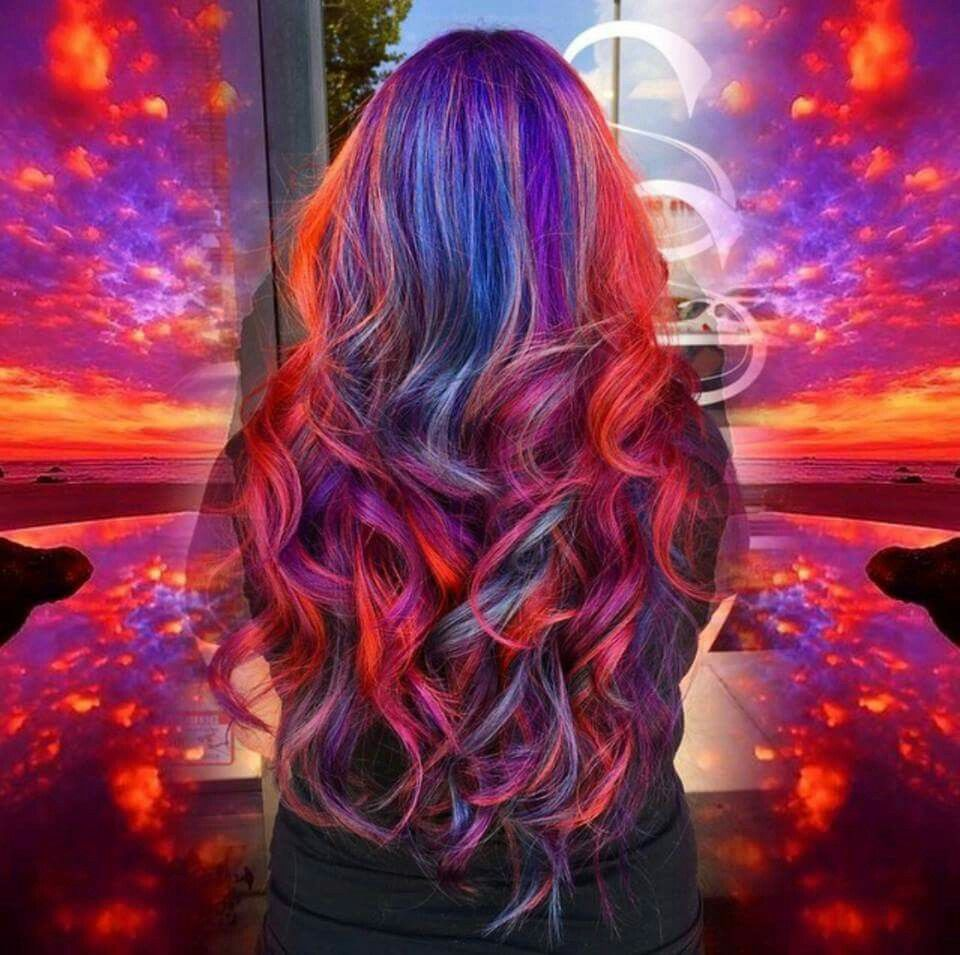 Art color hair - Color By Anna Bianca Pacino By Anna Clark On Bangstyle House Of Hair Inspiration