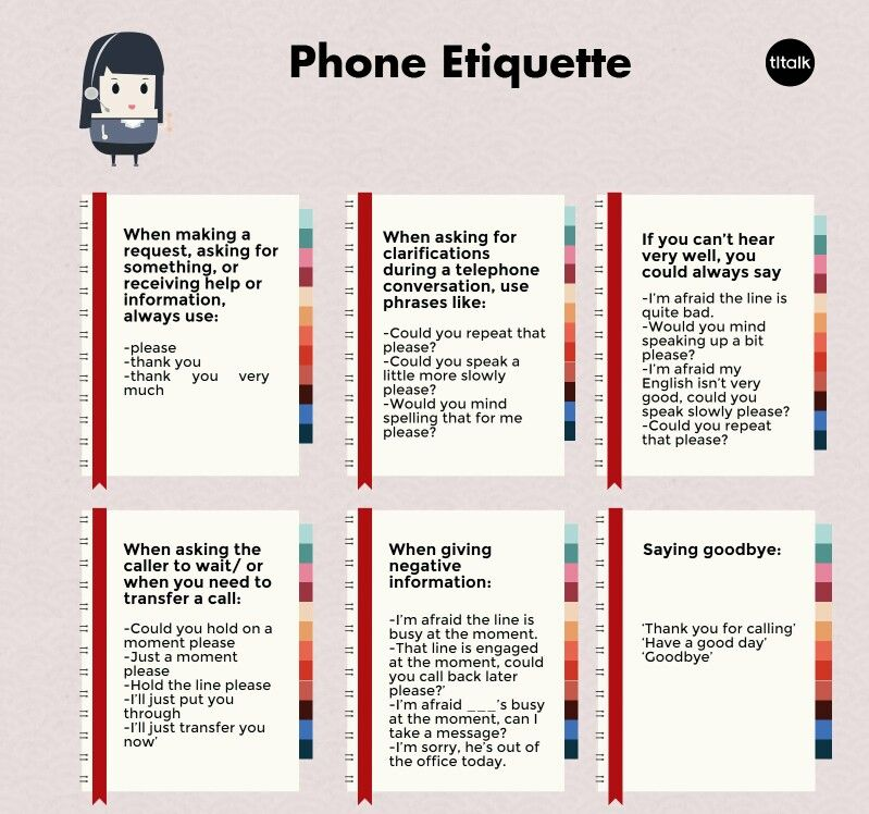 workplace telephone etiquette | Business Communication