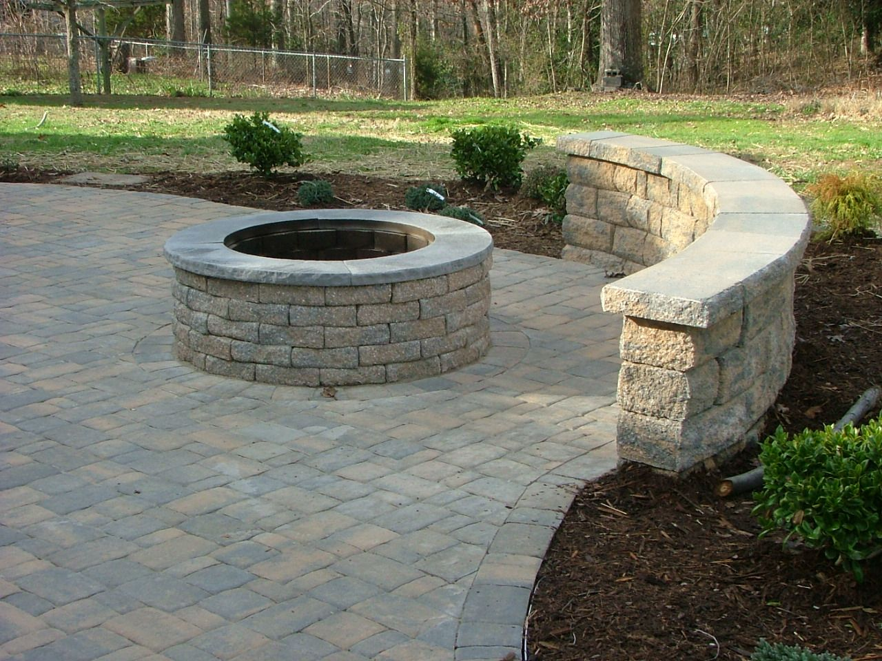 Merveilleux Good Color Good Capstone Fire Pit Bad Seating