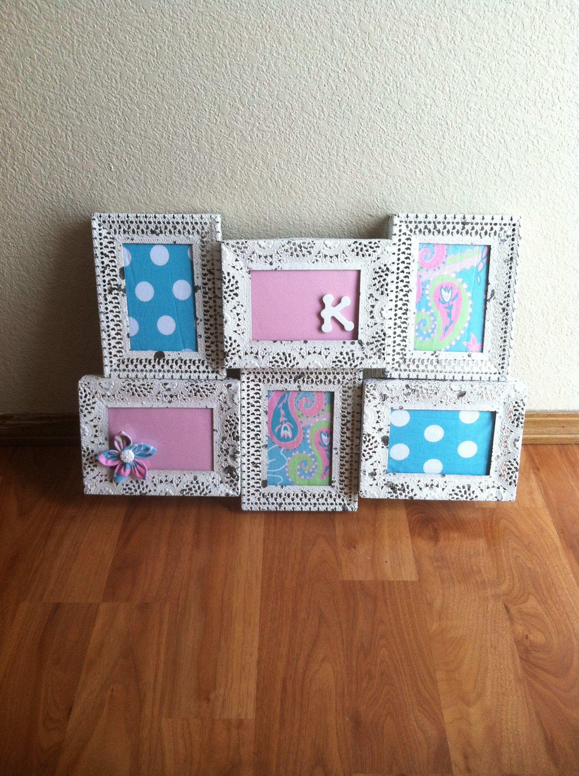 My Baby Girl S Nursery: My Baby Sam Pixie Aqua Wall Decor For My Kinsley Girl