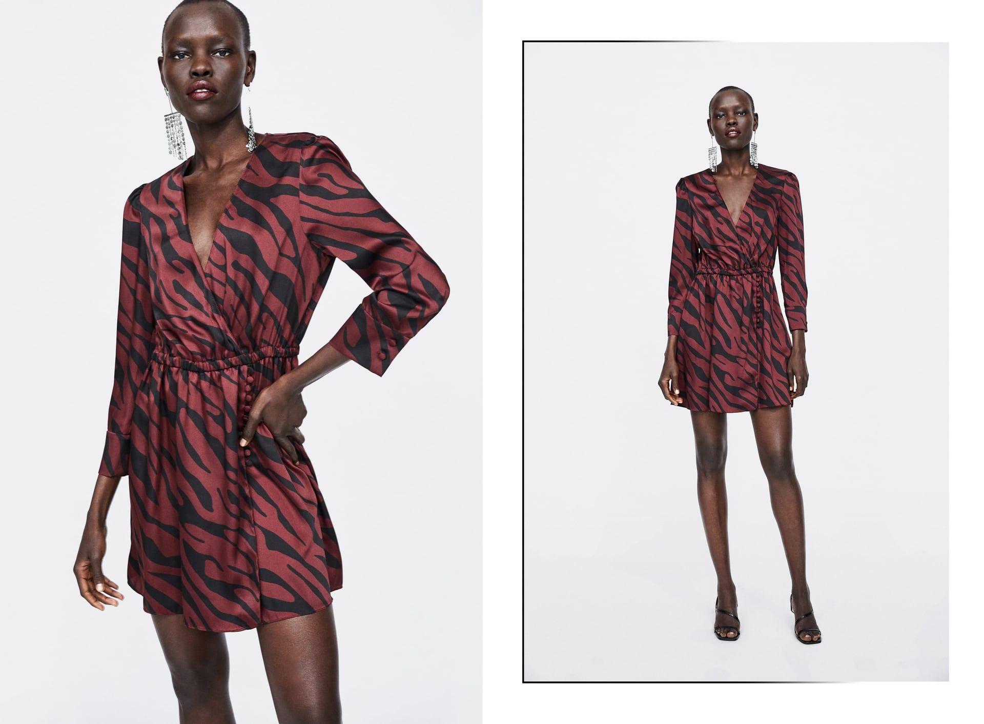e3cc8601ff Women's Evening Dresses | New Collection Online | ZARA South Africa ...