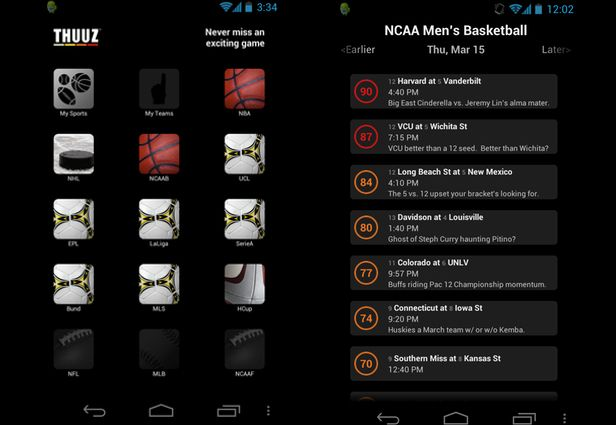 7 Baller Apps to Follow March Madness Online March