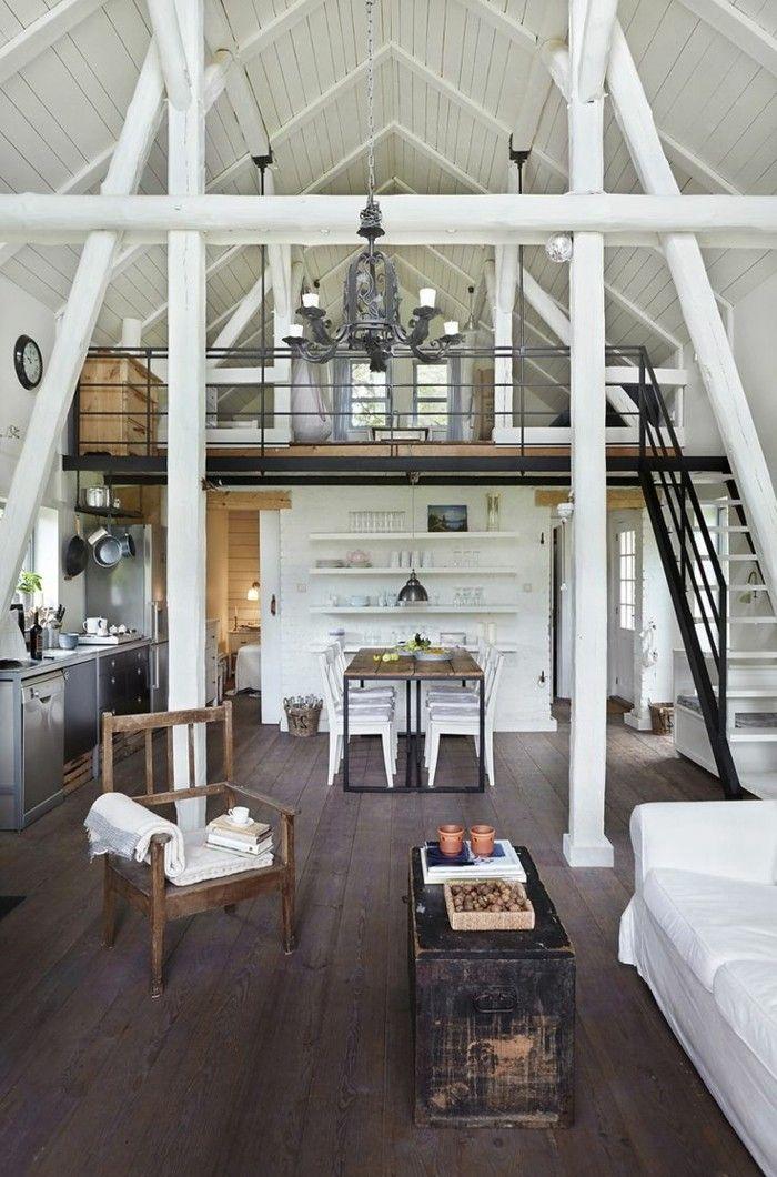 comment meubler un loft good amnager un petit espace ide originale design meubler un petit. Black Bedroom Furniture Sets. Home Design Ideas
