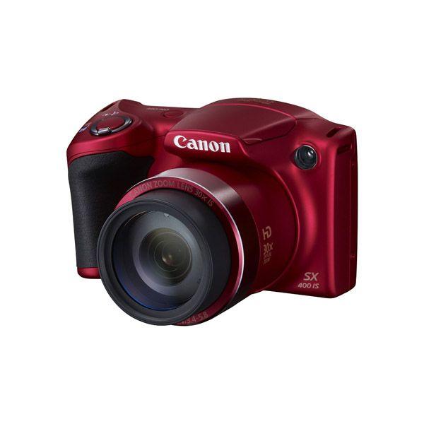 Camara Digital Canon Powershot Sx400 Is 16mpx Rojo Http Www Opirata Com Camara Digital Canon P Canon Powershot Camera Digital Camera Cameras And Accessories