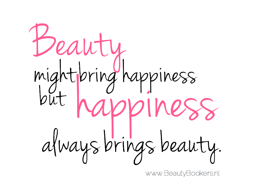Happiness is beauty!