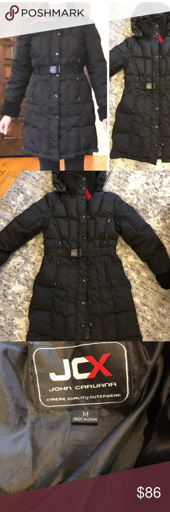 Jcx John Caruana Xtreme Quality Belted Down Coat Wear This Like This Stay Warm And Dry In The Jcx Xtreme Quality Belted Down Coat Quality Belt Women Shopping [ 1740 x 580 Pixel ]