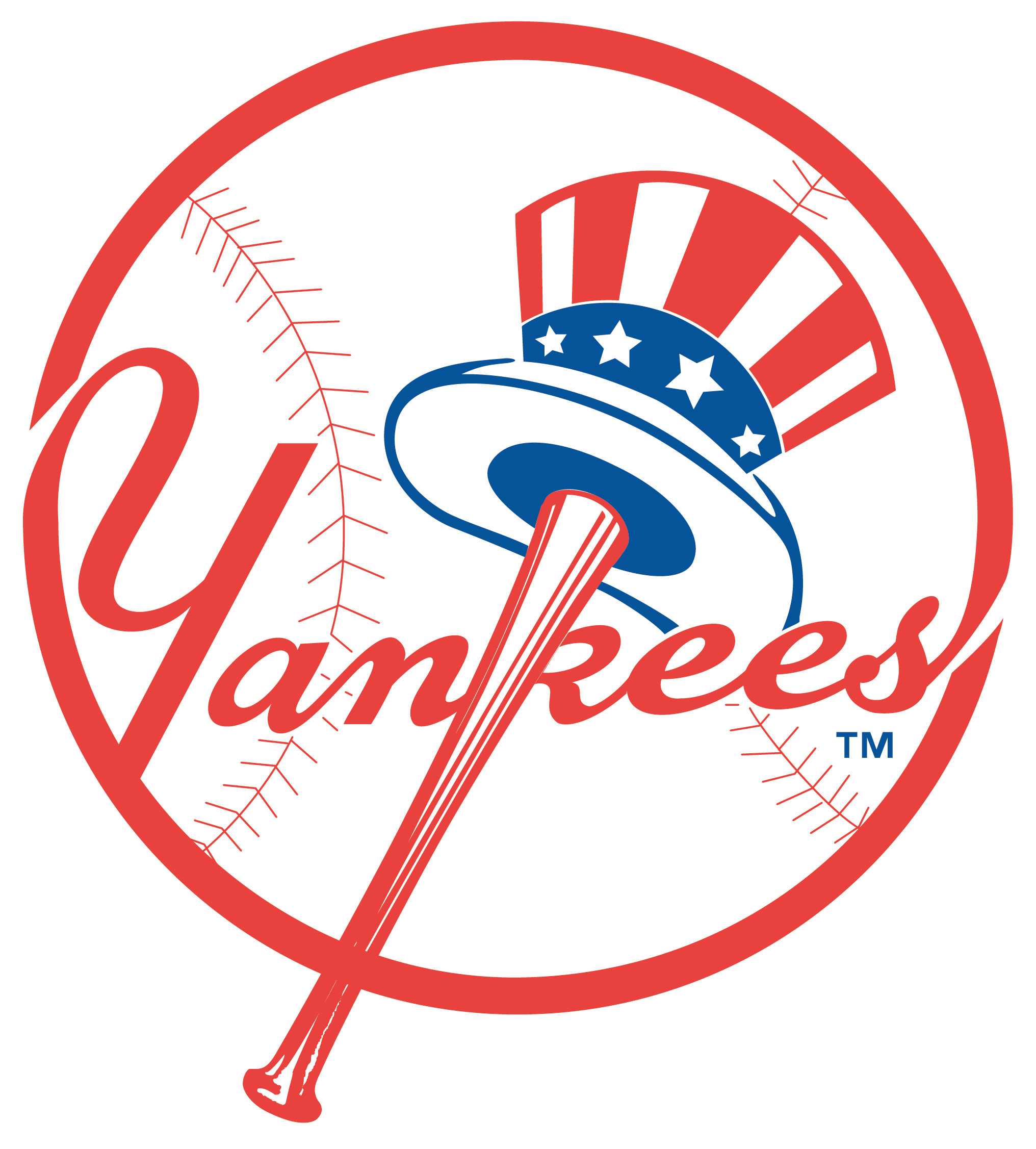 Yankees Logo [New York Yankees NY] Download Vector New