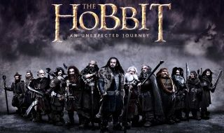 The Hobbit – An Unexpected Journey (part one of three we've now been told – treble the delight!), is set for a release date of 14t..