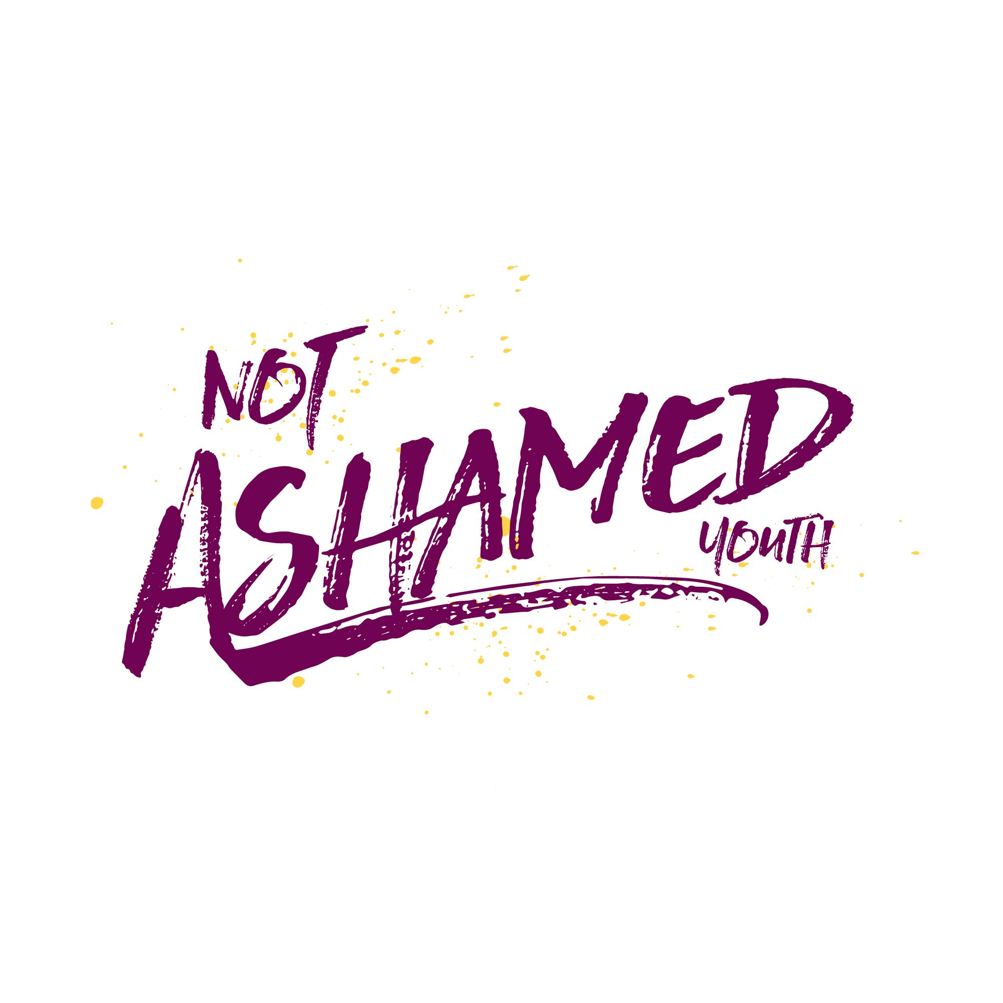 Not Ashamed Youth Group Youth Group Logos Youth shirts