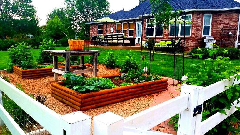 French Style Potagier Garden Garden Plants French Style