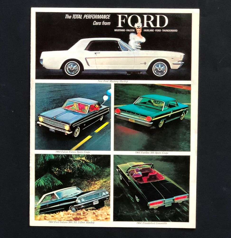 2005 Ford Thunderbird 12-page Original Car Sales Brochure Catalog