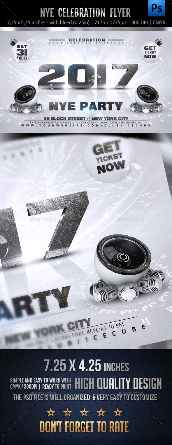 Fancy Block Party Flyer Template Frieze - Resume Template Samples ...
