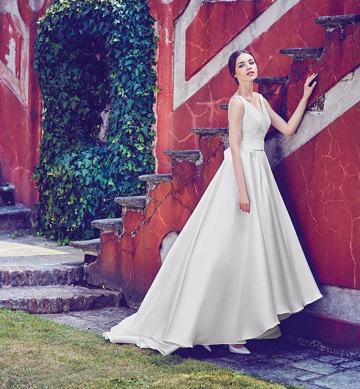 Giuseppe Papini 2017 Bridal Collection A Beautiful Combination Of Old World Charm
