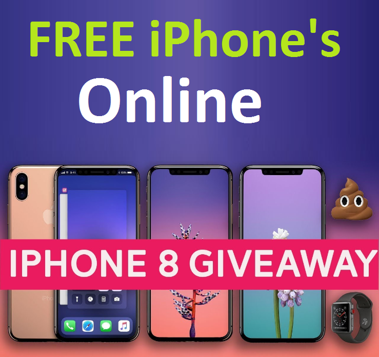 Free Iphone S Online Awesome Giveaway
