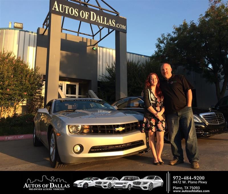 https://flic.kr/p/PdEhw4 | #HappyBirthday to Walter from Jeff Thompson at Autos of Dallas! | deliverymaxx.com/DealerReviews.aspx?DealerCode=L575