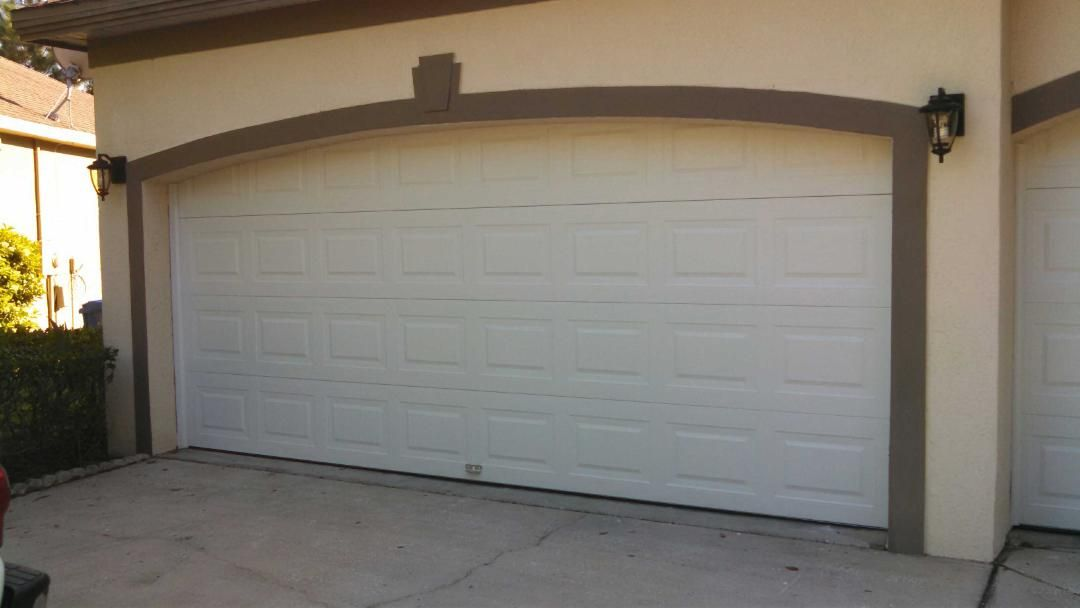 Spruce Up Your Home With An Overhead Door Traditional Steel Garage