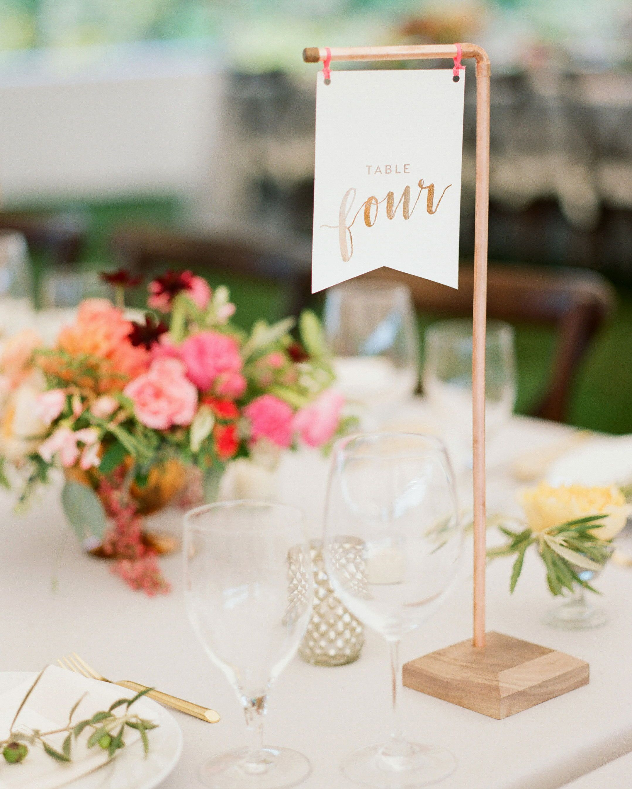 Rose Gold Wedding Ideas That Make A Statement Wedding Table