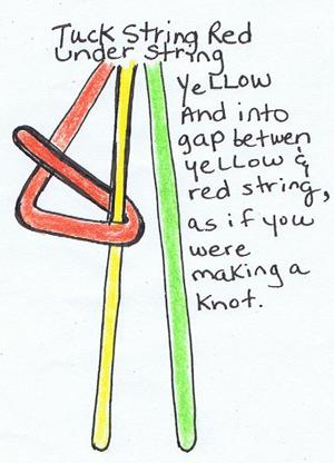 311 Step How To Make Friendship Bracelets Easy Step By Step Tutorial
