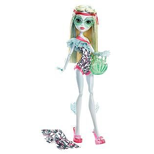 I found the swimsuit I want--unfortunately it's on a doll. Grr!