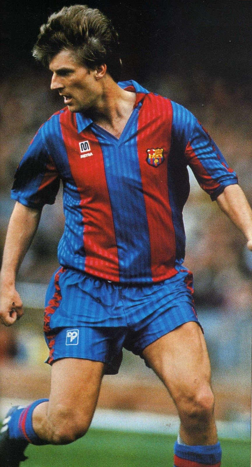 Michael Laudrup Fc Barcelona Widescreen 2 HD Wallpapers